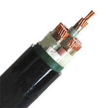 泰锐-1KV低压动力铜芯电力电缆-ZR-YJV-0.6/1KV-4*150+1*70