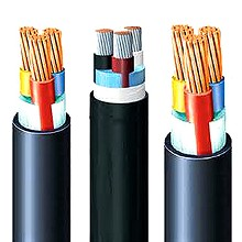 泰锐-1KV低压动力铜芯电力电缆-ZR-YJV-0.6/1KV-3*35