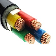 泰锐-1KV低压动力铜芯电力电缆-ZR-YJV-0.6/1KV-4*6