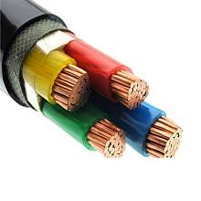 泰锐-1KV低压动力铜芯铠装电力电缆-ZR-YJV22-0.6/1KV-4*10