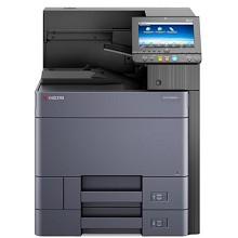 京瓷(KYOCERA)P8060cdn 自动双面A3彩色激光打印机