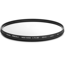 肯高(kenko)pro1 digital cpl(w)82mm 超薄圆偏振镜