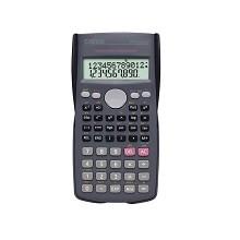伊达时(EATES)FC-82MS 计算器 科学函数 单台 颜色随机