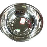 永发 28-75 圆盆 304不锈钢材质 直径28cm 高7.5cm