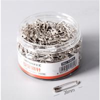 上汇(shanghui)1051 老式安全别针 26mm 300枚/盒