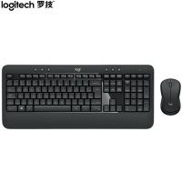 罗技(Logitech)MK540 无线键鼠套装 黑色