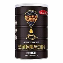 燕之坊 500g 芝麻核桃黑豆粉 500g/罐 单罐