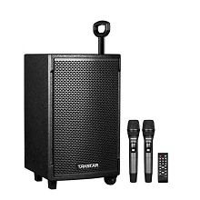 得胜(TAKSTAR)WDA-900 音响 广场舞音响 无线蓝牙拉杆音箱 单个 黑色