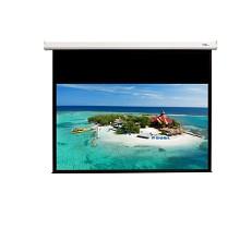 美视(Grandview)150英寸电动(16:9)遥控电动投影幕 白塑材质