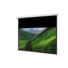 美视(Grandview)106英寸电动(16:9)遥控电动投影幕 白塑材质