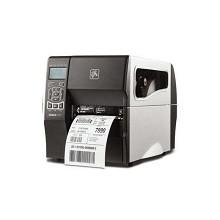 斑马(Zebra)ZT23043-T09000FZ 条码打印机 热敏打印机 白色