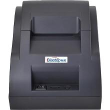 标拓(biaotop)ZY-U86+ 热敏标签条码打印机 可打超市小票 单台 黑色