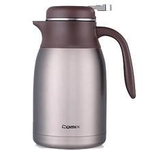 齐心(COMIX)L315 不锈钢保温杯 2000ml