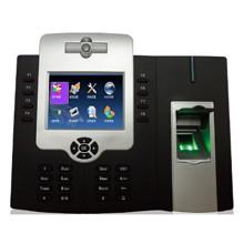 中控智慧(ZKTeco)ICLOCK880 刷卡机 3.5英寸TFT彩屏 指纹+拍照+密码 一年保修