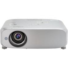 松下(Panasonic)PT-BZ585NC 投影仪 5000流明 3LCD显示技术 手动变焦 1920*1200dpi 最高300英寸显示 整机两年保修 灯泡半年保修