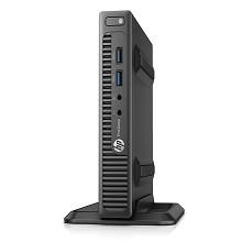 惠普 (HP) 400 G2 DM 迷你型机箱 i5-6500T 8G 500G Win7家庭普通版 +20英寸LED显示器 同传 3年上门
