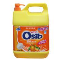 欧丝宝(OSIB)金桔洗洁精 5KG/瓶 3瓶/箱