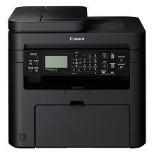 佳能(Canon)MF243d A4黑白激光多功能一体机 打印/复印/扫描 不支持网络打印 27页/分钟 自动双面打印 适用耗材:CRG-337 一年保修