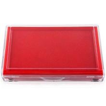 广博(GuangBo)YT9127 印台 135*85mm快干印台1个 红色