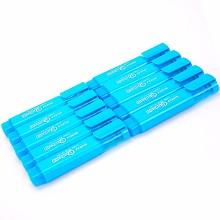 宝克(BAOKE)MP460 荧光笔 10支/盒 蓝色