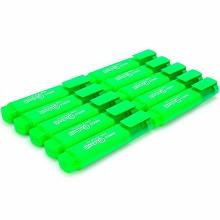 宝克(BAOKE)MP460荧光笔  10支/盒   绿色(重复)