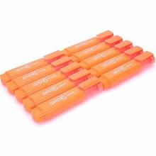 宝克(BAOKE)MP460 荧光笔 10支/盒 橙色