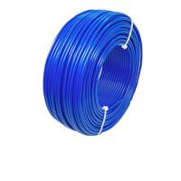 江南 软电线 BVR10平方 蓝色 100米/卷