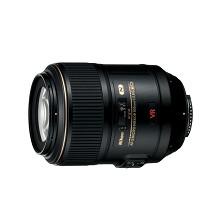 尼康(Nikon)AF-S VR 105mm f/2.8G IF-ED 自動對焦微距鏡頭S型 一年保修