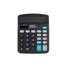 宝克(BAOKE)EC837 计算器12位 单个装 黑色
