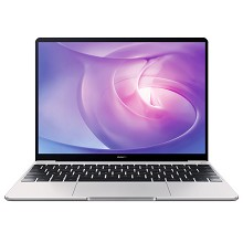 华为(HUAWEI)MateBook 13 13英寸笔记本电脑 i5-8265U 8GB 512GB 独显 无光驱 DOS 银色