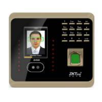 中控智慧(ZKTeco)ZH500 混合式考勤机 人脸识别+指纹+密码三合一 2.8英寸显示屏 一年保修