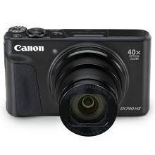 佳能(Canon)PowerShot SX740 HS 数字照相机 有效像素2030万