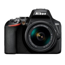 尼康(Nikon)D3500 單反相機套機(AF-P DX 18-55mm f/3.5-5.6G VR)有效像素2400萬