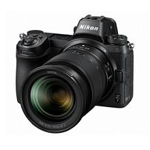 尼康(Nikon)Z7 微單相機套機 24-70mm f/4+FTZ 有效像素4,575萬