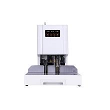 得力(deli)T504 装订机 电动装订/打孔 触摸式按键 一年保修