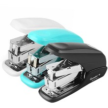 广博(GuangBo)DSJ7914 订书机 12#省力订书机(小)1个 颜色随机