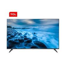 TCL 43A260J 43英寸液晶電視機 1920*1080分辨率 支持網絡連接 LED顯示屏 二級能效 一年保修 黑色