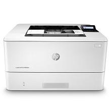 惠普(HP)LaserJet Por M405dn A4黑白激光打印机 有线网络打印 38页/分钟 自动双面打印 适用耗材型号:CF277A/CF277X 一年保修