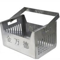金万德 jwd2019-3 304不锈钢材质碗筷消毒篮 260*200*130mm