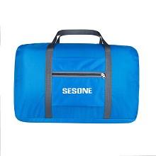 瑟石(SESONE)SES-1159 手提袋 折叠旅行包 单个 颜色随机 可定制