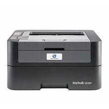 柯尼卡美能达(KONICAMINOLTA)2600P A4幅面黑白激光打印机 自动双面