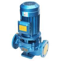 鑫达 IRG50-160-3KW 立式管道离心泵 380V