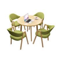 腾新 TX013 洽谈桌椅套件 配4把椅子