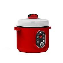 美国康宁  WK-MES/KZ 电蒸锅 电炖陶瓷内胆1L 单台 红色