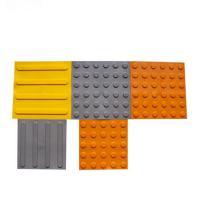 安全(AQ)盲道板塑胶室内防滑砖 30*30cm