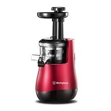 西屋(Westinghouse)WSJ-SP1101 榨汁机 仿生螺旋轴揉切研磨 单台  红色