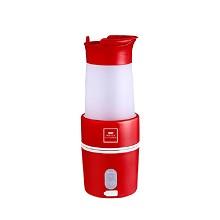 美国康宁  WK-FJ-350/KZ 榨汁机 折叠果汁机 单台 红色