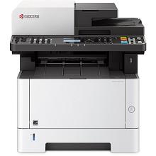 京瓷(KYOCERA)M2135DN A4黑白激光多功能一体机 打印/复印/扫描 支持有线网络打印 35页/分钟 自动双面打印 适用耗材:TK-1183 一年保修