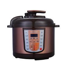 长虹(CHANGHONG)CYL-60H6S 电压力锅(双内胆) 单台 咖啡色
