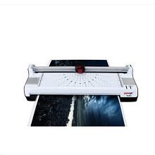 众叶 YE381S 照片过塑机 家用覆膜机单台 黑白色